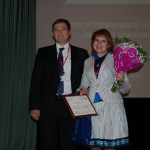 Together with the head of the department of otorhinolaryngology with clinic of the First Pavlov State Medical University of St. Petersburg Professor Sergei A. Karpischenko