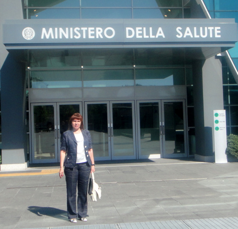 Ministry of Health of Italian Republic