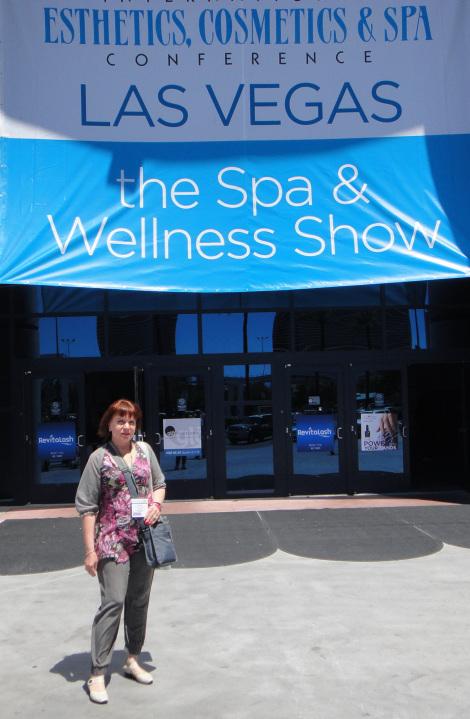 International Esthetics, Cosmetics and Spa Conference, Las Vegas, NV (USA)