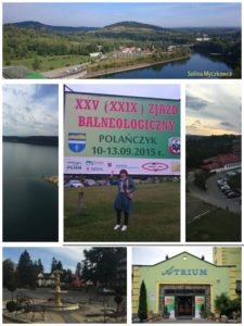 XXVth Balneological Congress in Polanczyk, Poland