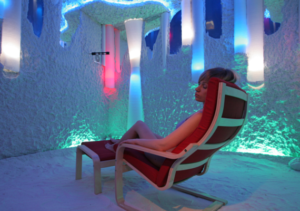 HaloSPA - the Controlled Halotherapy for healthy people